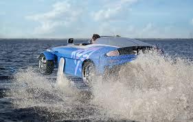 watercar python 真正的 u201c水上飞 u201d 最牛水陆空三栖跑车 网易汽车
