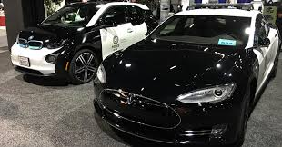 police car tesla goes after police cruiser market