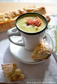 boursin cuisine ail et fines herbes une aiguille dans l potage velouté de brocoli au boursin ail et