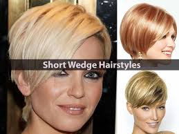 15 short wedge hairstyles for fine hair hairstyle for women