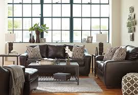 ashley 59001 coppell chocolate sofa u0026 chair