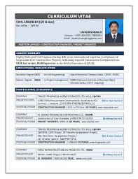 Sample Qa Resumes by Qa Qc Civil Engineer Resume Sample Contegri Com