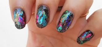 tutorial nail art foil style me up foil nail art instructions nail foils holographic rio