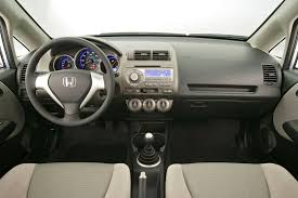 2008 Honda Accord Interior 2008 Honda Fit Overview Cars Com