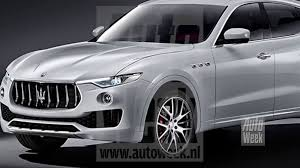 maserati levante white leaked photos of the maserati levante maserati levante forum