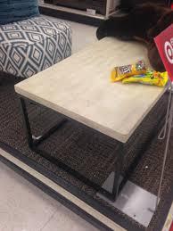 coffee tables mesmerizing rousing target stool fur ottoman