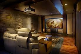 How To Decorate Home Theater Room Small Home Theater Room Ideas Interior Home Design Home Theatre