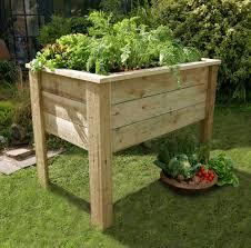 Vegetable Pot Garden by Deep Root 1 Metre Vegetable Planter Hayes Garden World