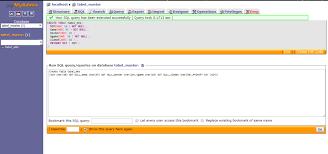 membuat query tabel tugas 3 membuat tabel dengan query ime ilearning media