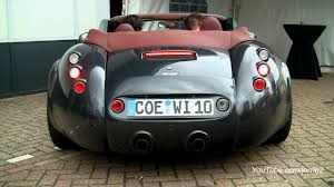 Wiesmann Mf4 Roadster V8 Biturbo Lovely Sound 1080p Hd Youtube