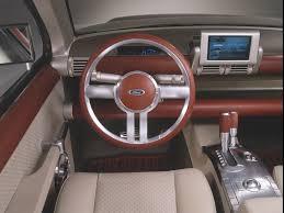 Ford Explorer Interior Dimensions - ford explorer sportsman concept interior