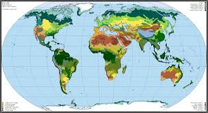 Biomes Map Earth 2150 Climate By Mattystereo On Deviantart