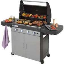 cuisine barbecue gaz cingaz class 4 l plus barbecue gaz boulanger