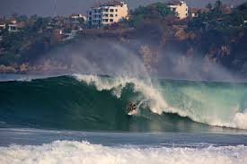 Huatulco Mexico Map by Best Spots For Surfing In Mexico