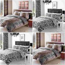 Tiger Comforter Set Tiger Duvet Cover Ebay