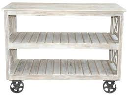 wildon home r wheeled console table industrial verona u2013 launchwith me