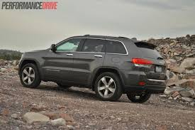 jeep grand cherokee trailhawk off road 2014 jeep grand cherokee limited v6 review video performancedrive