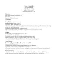 Resume Sample Waiter by 100 Restaurant Cashier Resume Sample Grocery Store Cashier