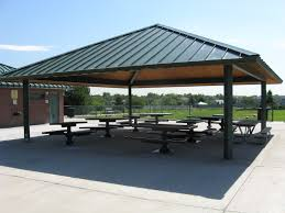 Sheridan Grill Gazebo by Cornerstone Park South Suburban Parks And Recreation Littleton Co