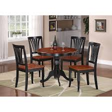 dining room tables set dining room teetotal dining table and chairs on sale walmart