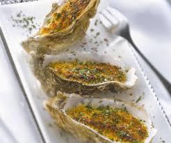 comment cuisiner des huitres recette rapide et onctueuse huîtres gratinées en persillade