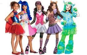 Monster Halloween Costume Kids Popular Girls Costume Ideas 2014 Costume Supercenter Blog