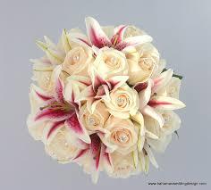 stargazer bouquet attendants flowers fullhouseweddings