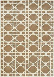 Square Modern Rugs Square Modern Rugs Circle Area Rug Two Tone Brown Beige