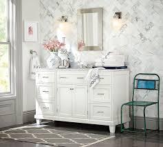 Pottery Barn Bathroom Ideas Natalie Dhurrie Rug Gray Pottery Barn