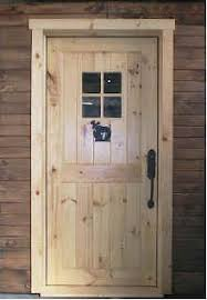 How To Build A Exterior Door Adirondack Naturals Home Page