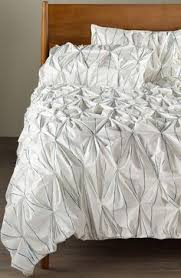 Nordstrom Duvet Covers Rizzy Home Ruched Knots Comforter Nordstrom Exclusive Available