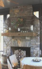 fireplace simple outdoor fireplace porch best home design