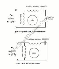 single phase fan motor wiring diagram efcaviation com