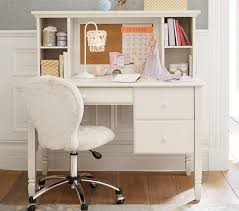 Desks With Hutches Storage Madeline Storage Desk Hutch Pottery Barn