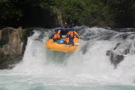 Rock Gardens Rafting For Immediate Release Husum Falls And White Salmon Is Open