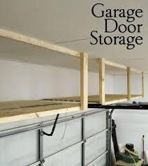 decoration garage solutions above garage storage ceiling rack