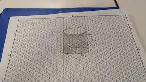activity 2 1 isometric sketch