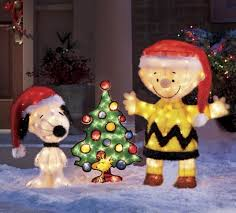 project ideas outdoor peanuts decorations chritsmas decor