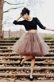 where to buy tulle wear tulle skirts if you feel like a princess fashiongum