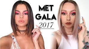 selena gomez 2017 met gala inspired makeup tutorial jkissamakeup