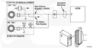 i need a fan clutch air conditioning clutch wiring diagram for a