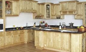 Wood Kitchen Furniture Real Wood Kitchen Cabinets Classic With Image Of Real Wood