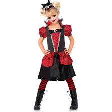 Queen Spades Halloween Costume Vampire Queen Child Halloween Costume Walmart