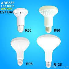 best r63 r80 r95 r125 led bulb globe light lamps e27 base 220v to