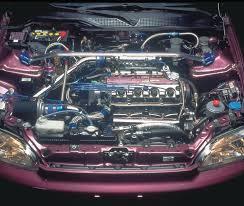 1988 2003 honda civic d15 d16 d17 vtec non vtec turbo system