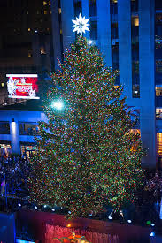 when is the christmas tree lighting in nyc 2017 2015 rockefeller center christmas tree lighting see photos