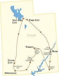 Cedar City Utah Map by Ultimate Utah Just America