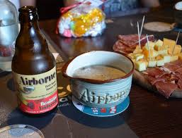 Pinte by De Pinte Imports Airborne Beer