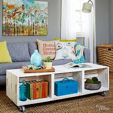 must see diy coffee tables coffee craft and wooden crates