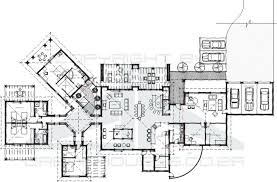 house plan with guest house house floor plans with guest house ground floor plan home ideas